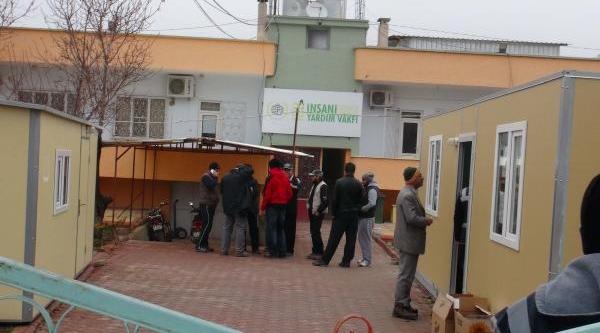 Kilis'te Ihh Deposunda Polis Arama Başlatti / Fotoğraflar