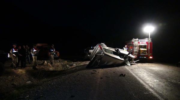 Kilis'te Kaza: 4 Ölü (2)