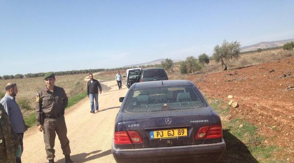 Kilis'te Suriye'ye Kaçırılmak İstenen 3 Araç Ele Geçirildi