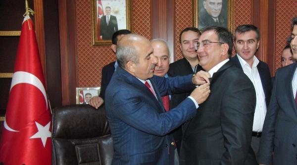 Kilis'te Yeni Belediye Başkanı Kara Görevi Devraldı