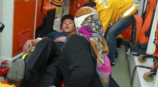 Kina Gecesi Için Geldikleri Evde Sobadan Zehirlendiler