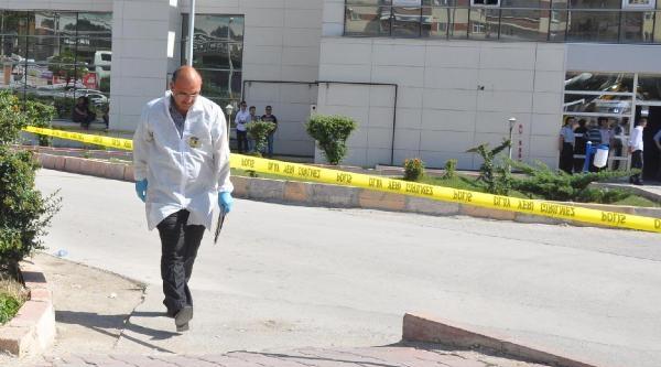 Kırıkkale Otobüs Terminalinde Silahlı Saldırı: 1 Yaralı