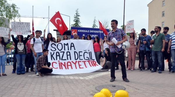 Kırıkkale'de Faciaya Tepki
