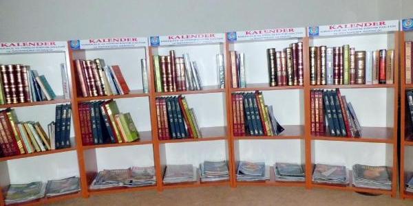 Kirikkale'de Her Köye Bir Kütüphane Projesi