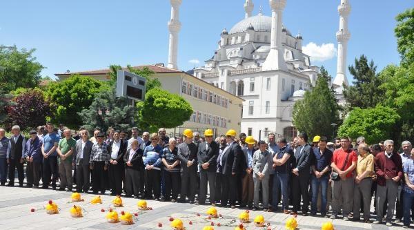 Kırıkkale'de Madenciler İçin Gıyabi Cenaze Namazı