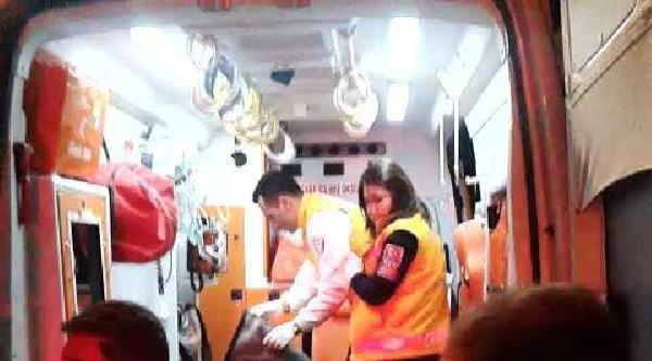Kırıkkale'de Zincirleme Kaza: 1 Ölü, 9 Yaralı