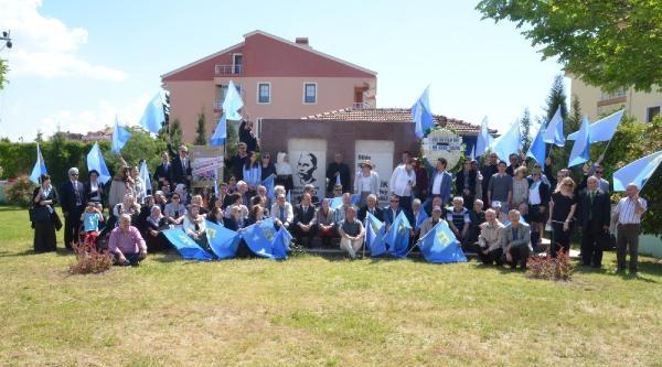 Kırım Tatarları Soydaşlarını Andı