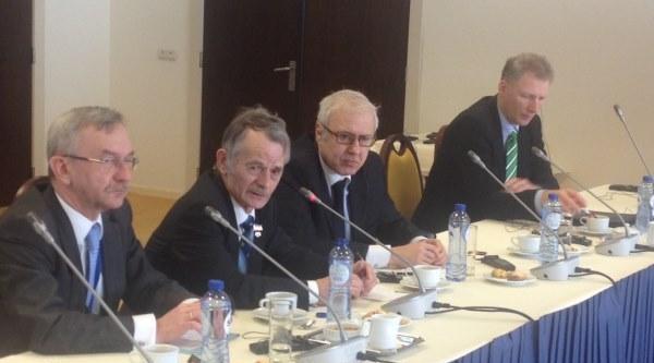 Kırım Türkleri'nden Brüksel'e Diplomatik Çikarma