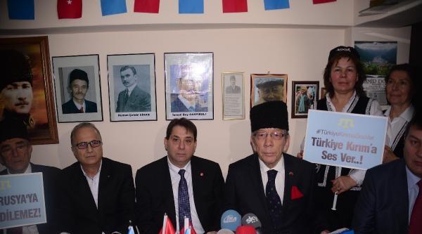 Kırım'a İzmir'den Destek