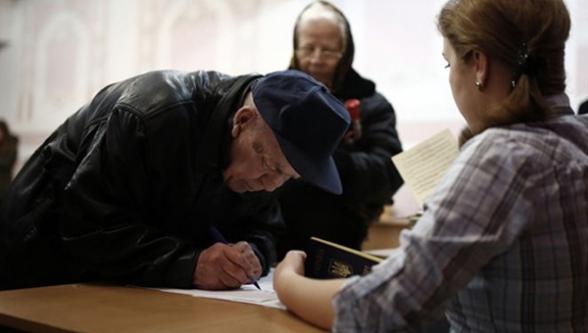 Kırım'daki Rusya referandumu bitti! İşte sonuçlar...