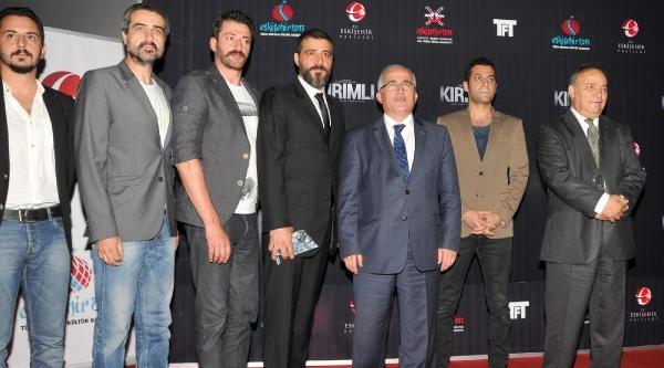 'kırımlı Zor Yıllar' Filminin Galası Eskişehir'de Yapıldı