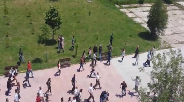 Kırklareli Üniversitesi'nde Kavgası: 2 Yaralı