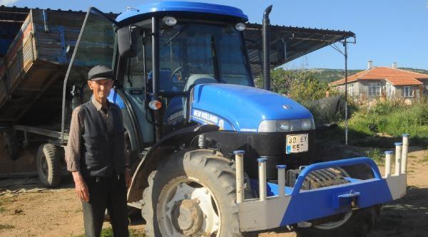 Kırklarelili Çiftçiye Boğaziçi Köprüsü'nden Traktörle Kaçak Geçiş Cezası