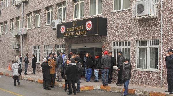 Kırklareli'nde Gezi Parkı Davalarından İkisine Reddi Hakim Ertelemesi