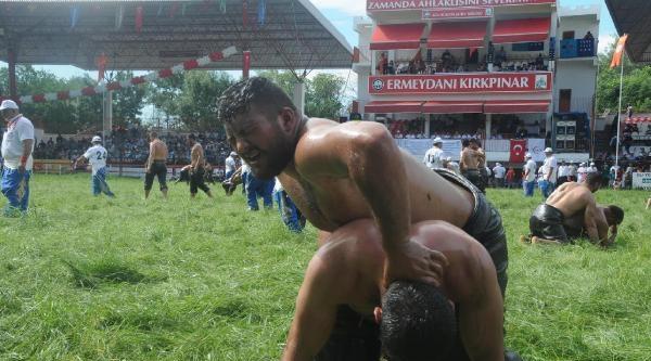 Kırkpınar'da Final Günü - Fotoğraflar