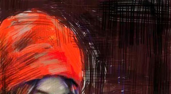 'kırmızı Fularlı Kız' Roman Oluyor