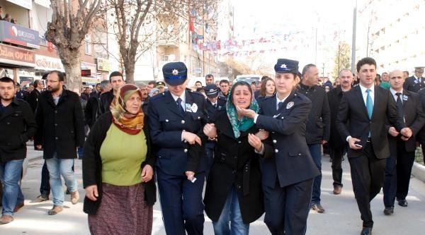 Kırşehir'deki Kazada Şehit Polis Sayısı 4'e Çikti (2)