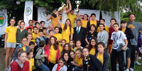 Kiş Biatlonu Türkiye Kupasi'ni Kocaeli Yildizlar Kazandi
