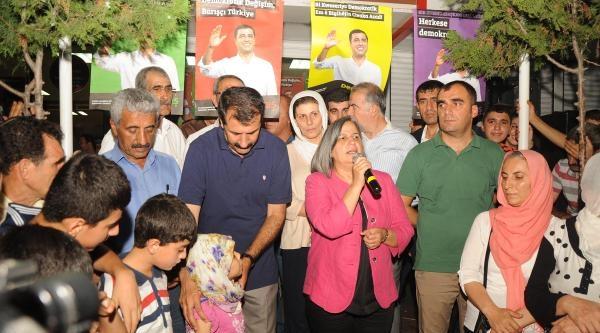 Kışanak: Kendimize, Rojava Ve Öcalan'in Özgürlüğü İçin Oy Vereceğiz