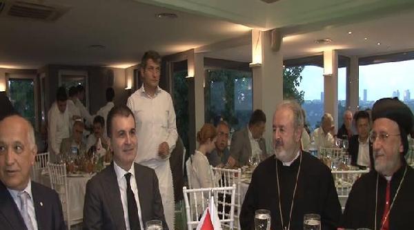 Kızılay Cemile Sultan Korusu'nda İftar Verdi