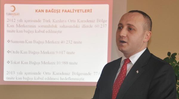 Kızılay'dan Ramazan Da Kan Bağışı Önemi