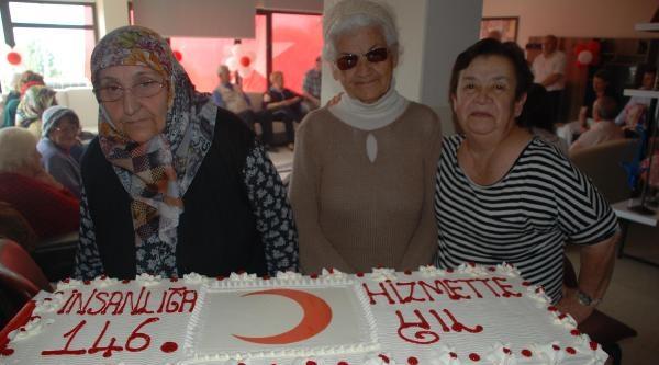 Kızılay'ın 146'ıncı Yaşını Kutladılar