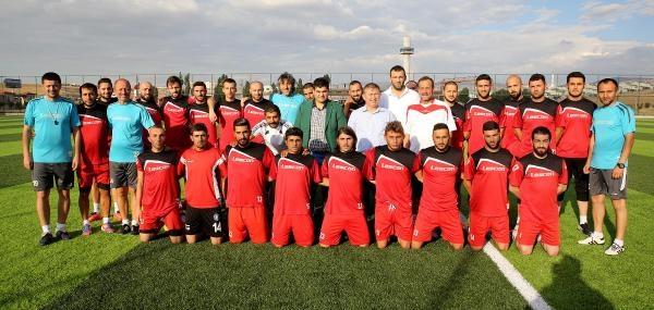 Kızılcaham Spor'du, Gölbaşı Spor Oldu