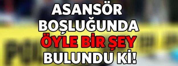 Kızıltepe'de erkek cesedi bulundu
