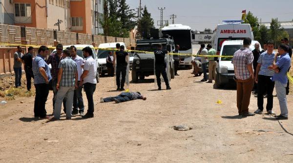 Kızıltepe'de Yol Ortasında Cinayet