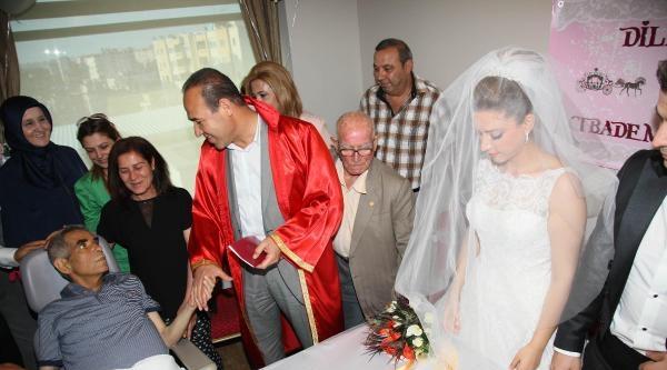 Kızının Nikahını Gördükten 4 Gün Sonra Hayatını Kaybetti