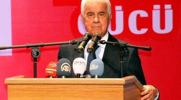 Kktc Cumhurbaşkani Eroğlu: Kibris'ta Tek Devlet Kurulabilir (2)