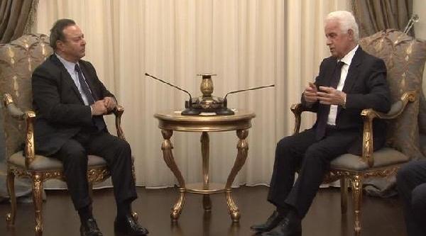 Kktc Cumhurbaşkani Eroğlu Tüsiad Ve Işad Heyetleri Ile Görüştü