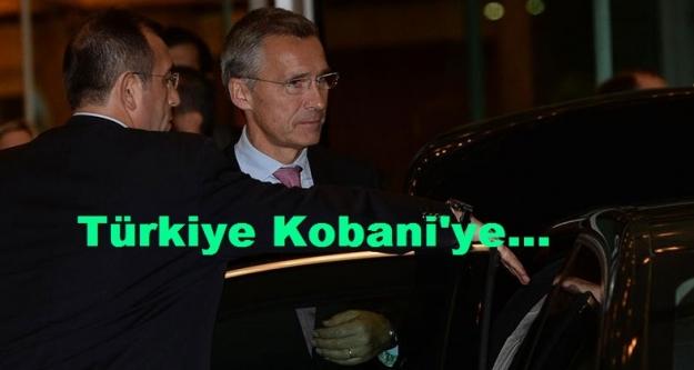Kobani kararı : Türkiye Kobani'ye girecek mi?