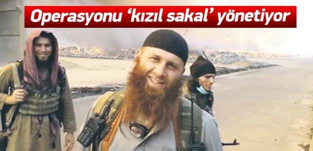 Kobani saldırısının komutanı 'Çeçen'