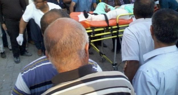 Kobani yaralılarına Türkiye'de tedavi...