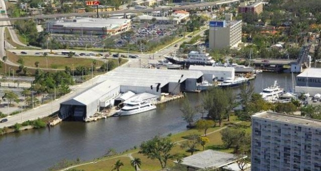 Koç, Miami'de Tarihi Tersaneyi Satın Aldı...
