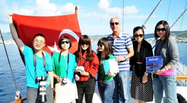 Kocadon: Bodrum'A Dünyanin Dört Bir Yanindan Turist Geliyor