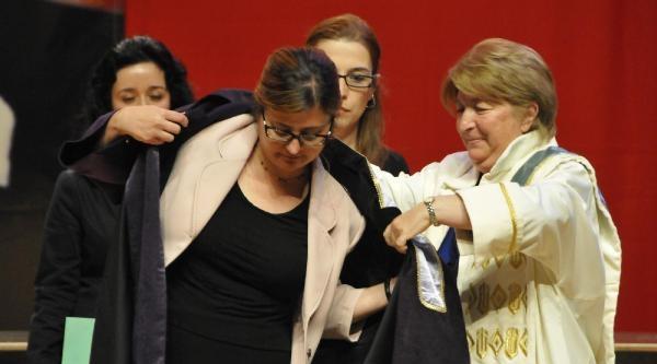 Kocaeli Üniversitesinde 31 Profesör, 48 Doçent Cübbe Giydi