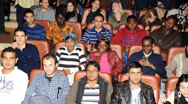 Kocaeli Üniversitesi'nde 87 Ülkeden 1013 Öğrenci Öğrenim Görüyor
