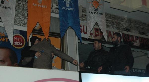 Kocaeli'de Berkin Elvan Yürüyüşünde Gergin Saatler (ek Fotoğraflar)
