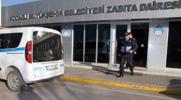 Kocaeli'de Evsizler Toplanarak Barinma Merkezi'ne Yerleştiriliyor