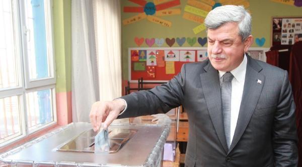 Kocaeli'de Yerel Seçimlere Yoğun Katılım