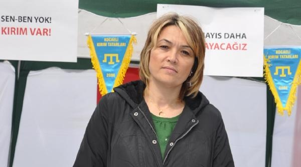 Kocaeli'deki Kırım Tatarları Tedirgin