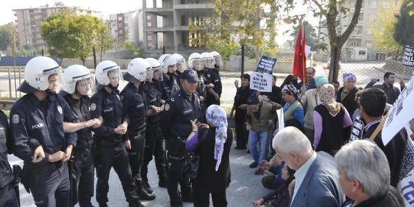 Kocaeli'nde Kentsel Dönüşüm Protestosu: 6 Gözalti