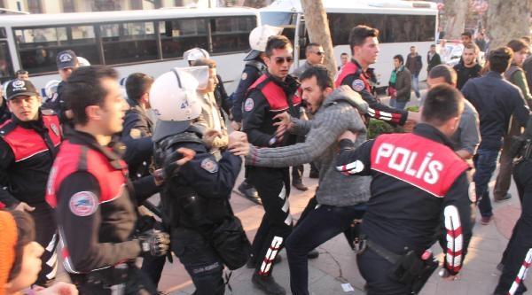 Kocaelispor Taraftarlarından Protesto Yürüyüşü
