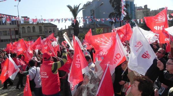 Kocaoğlu: Başbakan Aba Altında Sopa Gösteriyor, İzmir'i Kaptırmayacağız (2)