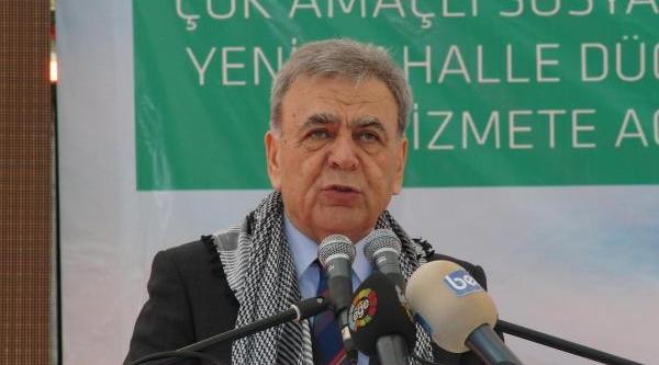 Kocaoğlu'Dan Yildirim'A: Izmir'e 11 Senedir Ne Yaptin?