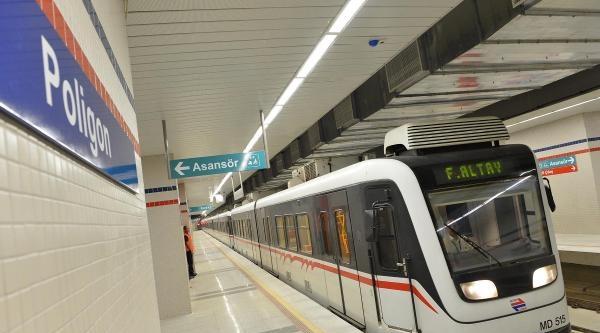 Kocaoğlu'ndan Bayram Sürprizi: İzmir Metrosunun Son Etabı Açılıyor