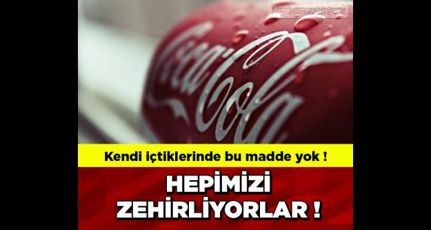 Kolada Türkiye'yi Şok Eden Gerçek Kola İçenler Dikkat Koladaki Türkiye İçin Yapılan Büyük Oyun