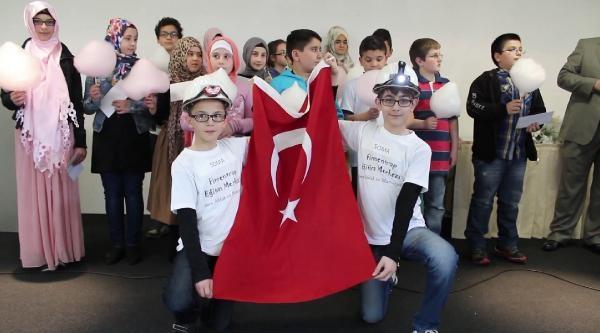 Köln'deki Çocuklar Soma'yı Unutmadı
